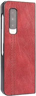 جراب هاتف Samsung Galaxy Fold 4G /Fold 5G - جراب هاتف خلوي صلب درع 360° يحمي هاتفك - جراب من الجلد الناعم - لهواتف Samsung...