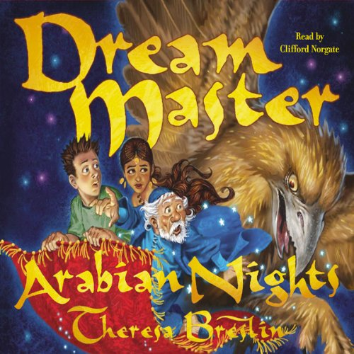Dream Master: Arabian Nights cover art