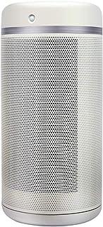 NFJ-LYR Calefactor Portátil,Termostato Regulable,Calefactor Ventilador,Protección sobrecalentamiento,Ventiladores bajo Consumo,Calefactor bajo Consumo electrico,2 Modos (Color : White)