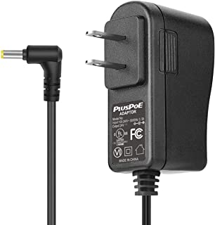 PLUSPOE 24V 0.5A 0.65A UL-Listed AC DC Switching Power Supply Adapter for 100ml 200ml 300ml 400ml 500mL Essential Oil Diff...
