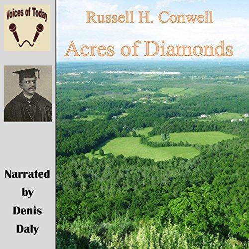 Acres of Diamonds audiobook cover art