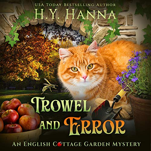 Trowel and Error Audiobook By H.Y. Hanna cover art