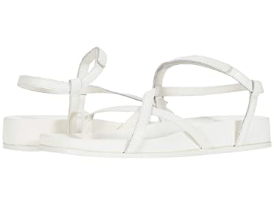 Dolce Vita Rhyan (White Embossed Lizard) Women