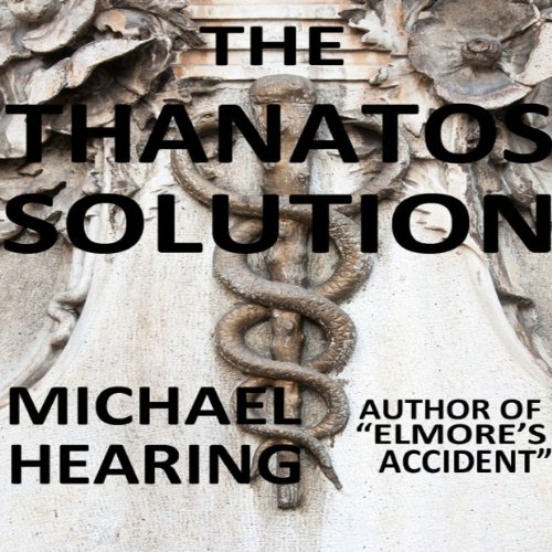 The Thanatos Solution audiobook cover art