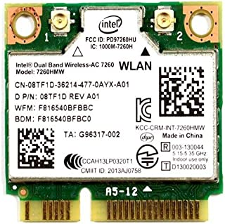 Dell 28D9J WLAN Bluetooth 802.11ac Wireless Card 3160NGW Inspiron 7547 5447 5547