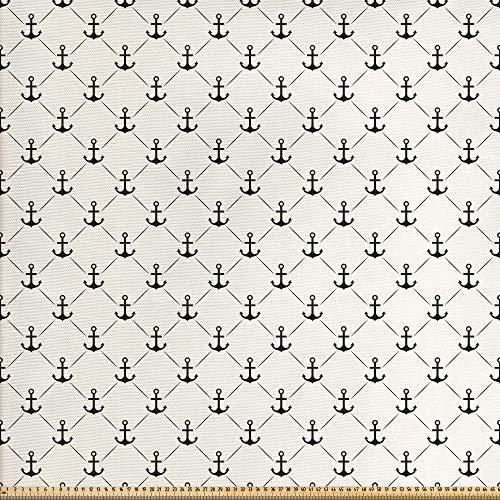 ABAKUHAUS Fiesta Stoff als Meterware, Lateinische Motive Pfeffer, Qualität aus Gewebten Stoff Wohnaccessoires, 5M (148x500cm), Mehrfarbig