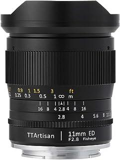 【国内正規品】銘匠光学 TTArtisan 11mm f/2.8 Fisheye ED (ソニーE) 「2年保証付」