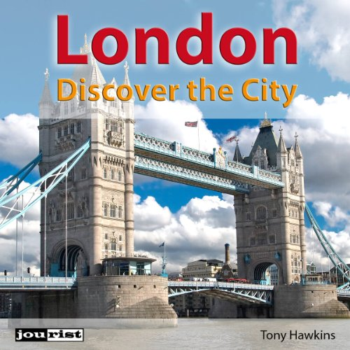 London (Discover the City) audiobook cover art
