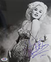 Mamie Van Doren Signed Authentic Autographed 8x10 Photo (PSA/DNA)