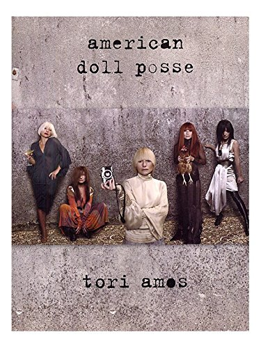 Tori Amos: American Doll Posse (PVG). Partitions pour Piano, Chant et Guitare