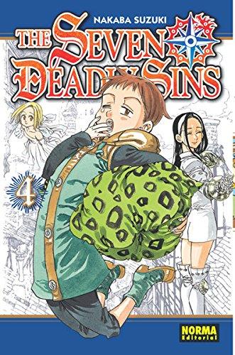 The Seven Deadly Sins 4 (Manga - Seven Deadly Sins)