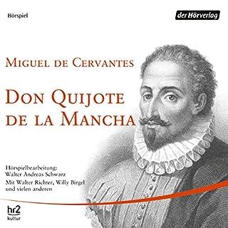 Don Quijote de la Mancha Titelbild