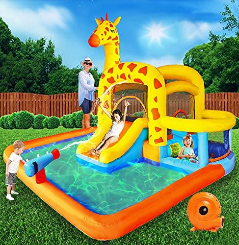 TiliKuly Kid Inflatable Bounce House