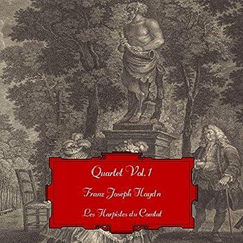 Haydn: Quartet, Vol. 1