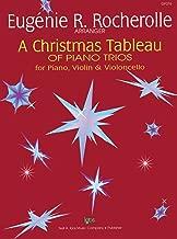 GP376 - A Christmas Tableau of Piano Trios for Piano, Violin & Violincello - Rocherolle