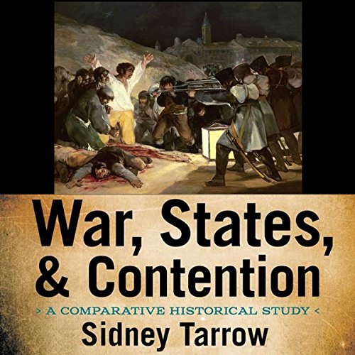 War, States, and Contention cover art