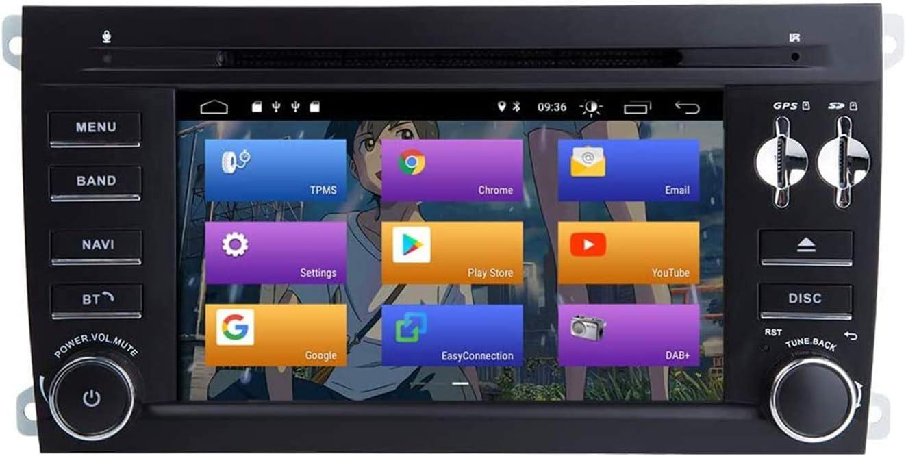 MAG.AL Android Max 68% OFF Omaha Mall 10 Car Stereo GPS HD Navigation Mul Head IPS Unit