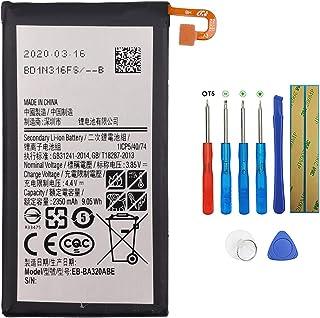 Swark EB-BA320ABE - Batería compatible con Samsung Galaxy A3 2017 A320F con herramientas