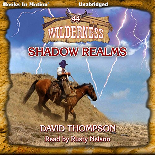 Shadow Realms audiobook cover art