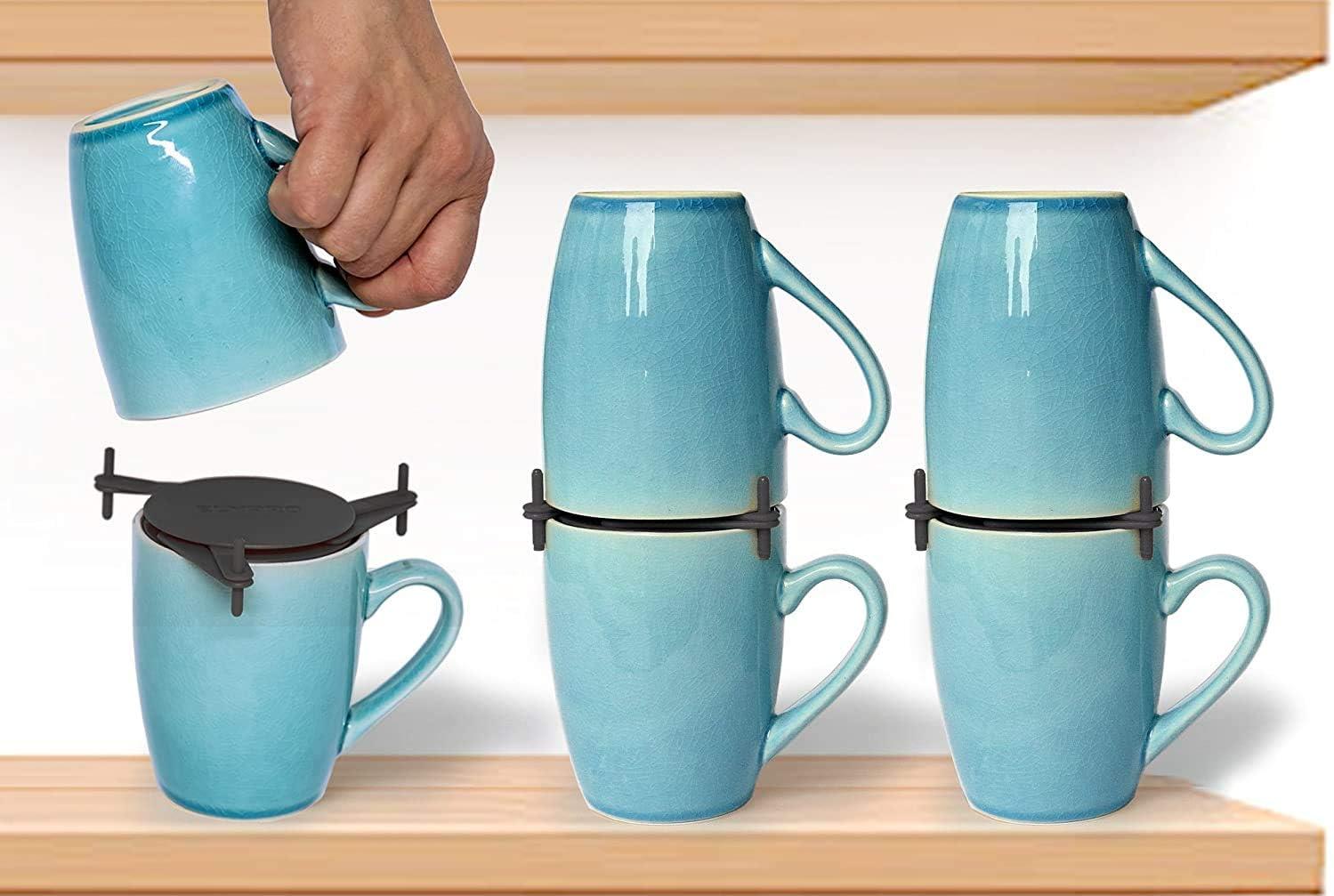 ELYPRO shop Coffee Mug Organizers and Cabinet Kitchen Storage Shelf Super popular specialty store