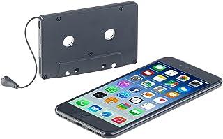 auvisio Cassette, Bluetooth: Kabelloser Kassetten Musik Adapter, Bluetooth 4.0, Freisprech Funktion (Kassettenadapter, Bluetooth)