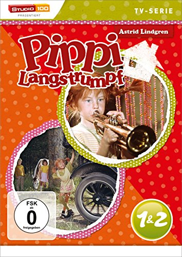 Pippi Langstrumpf - TV-Serie (2 DVDs)