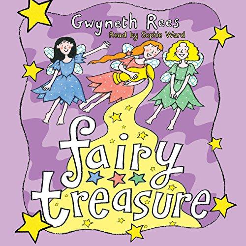 Fairy Treasure audiobook cover art