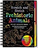 Prehistoric Animals Scratch & Sketch
