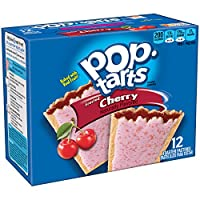 Kellogg's Pop-Tarts, Frosted Cherry, 12 Count ケロッグ ポップ タルト チェリー [並行輸入品]