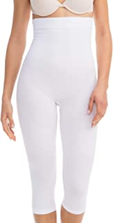 a5827c8cf4 FarmaCell 323 Women s high-Waisted Push-up Anti-Cellulite Control Capri  Leggings