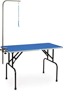 Master Equipment Foldable, Portable Pet Grooming Table
