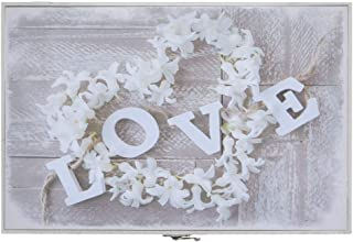 comprar comparacion Tapa de contador original diseño romanticos decorativos 2m Medida: 46X7X32 CM (Love)