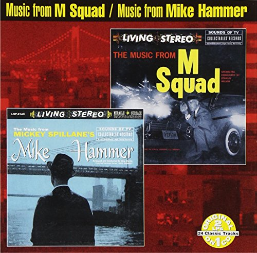 The Music from M Squad/The Music from Mickey Spillane's Hammer [US-Import]