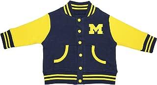 University of Michigan Wolverines Block M Varsity Jacket