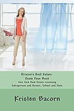 Kristen's Real Estate Exam Pass Book PDF