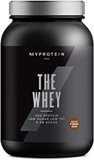 Myprotein ® The WHEY, Whey Protein for Building Muscle, Aminogen and DigeZyme, Low Fat Whey Powder, Whey Protein Hydrolysa...