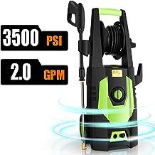 CHAKOR Pressure Washer 3500 PSI, 2.0GPM Power Washer Machine, 1800W High Pressure Cleaner..
