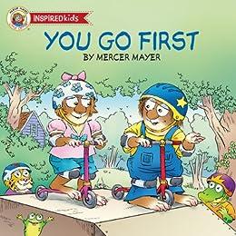 You Go First (Little Critter) by [Mercer Mayer]