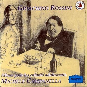 Gioachino Rossini : Album pour les enfants adolescents