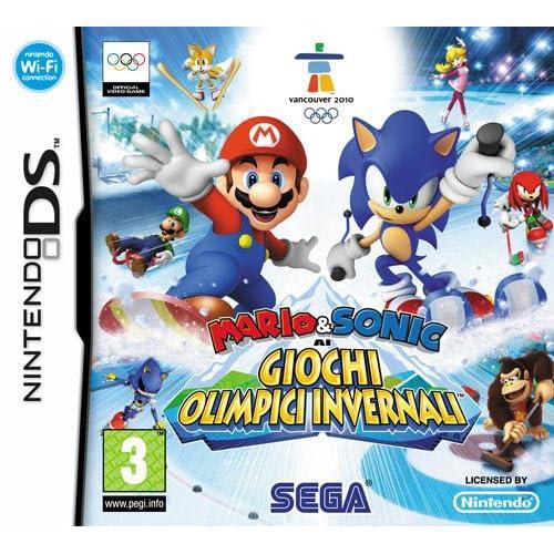 Mario & Sonic Ai Giochi Olimpici Invernali