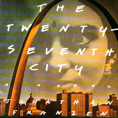 The Twenty-Seventh City cover art
