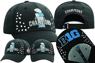 Elite Fan Shop 2018 NCAA Conference Champs Hats - Locker Room