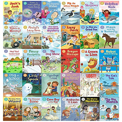 Reading Champion Collection 30 Books Set