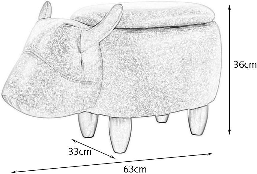 ZHPBHD Tabouret Tabouret de Rangement Chaise de Salle à Manger Tabouret Tabouret Tabouret - 36 * 33 * 63cm (Couleur : D) E