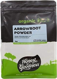 Honest to Goodness Organic Arrowroot Powder, 1kg