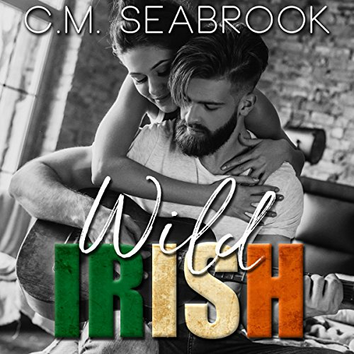 Wild Irish audiobook cover art
