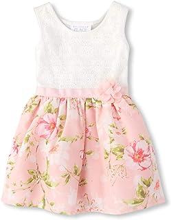 708df8c7704 Amazon.com  The Children s Place - Special Occasion   Dresses ...