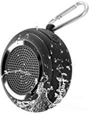 Tronsmart Bluetooth4.2 スピーカー 防水 大音量 重低音 IP67 防塵&防水認証 / 7W低音強化 / 10時間連続再生 / 内蔵マイク搭載/TWS搭載 / ブルートゥース スピーカー アウトドア/ワイヤレス スピーカー ポータブル 風呂 高音質 小型 iPhone Androidなど対応
