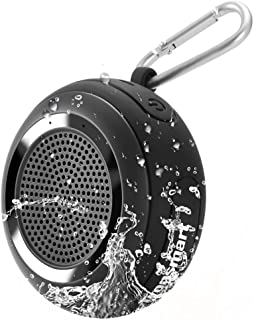 Bluetooth Speaker ,Tronsmart Element Splash 7W Deep Bass Round Shape True Wireless Stereo IP67 Waterproof Portable Bluetooth Speaker For Samsung Google Nexus LG HTC and All Cellphones and Home Travel Beach Shower