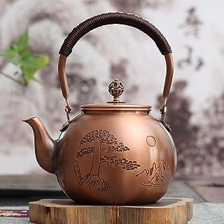 kung fu herbata japońska ceremonia herbaty herbata naczynie do herbaty czajnik czysta miedź czajniczek ręcznie robiony mie...